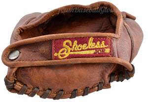 Wrist Strap on the 1910 Vintage Fielder's Gloves