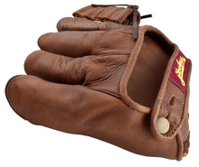 Back view of the Vintage 1925 Fielder's Glove