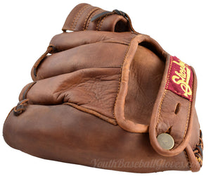 Back view 1937 Fielder's Glove