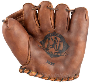 Vintage 1937 Fielder's Glove Shoeless Joe Gloves Golden Era replica