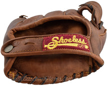 Wrist view of the Vintage 1937 Fielder's Glove