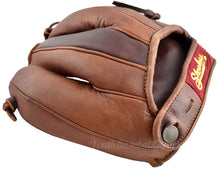 back view of the 1949 Vintage Fielder's Glove