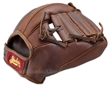 Webbing on the 1949 Fielders Glove Golden Era Replica