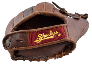 Wrist Strap of the 1949 Fielder's Glove
