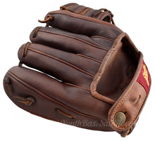 Back View on the Vintage 1956 Fielder's Glove