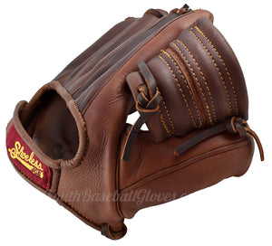 Webbing in the 1956 Fielders Glove