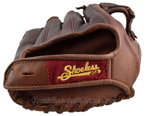 Wrist Strap on the Vintage 1956 Fielder's Glove