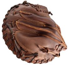 "Back of the Youth Shoeless Joe Gloves 30"" Catcher's Mitt"