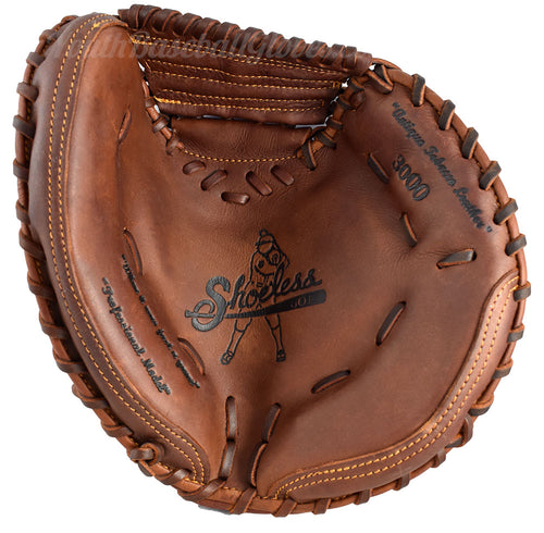 Palm view on the 30-Inch Youth Catcher's Mitt