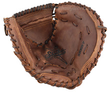 Palm of the 34-Inch Fastpitch Softball Catcher's Mitt