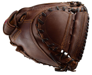 Thumb  view of the Shoeless Jane Fastpitch Softball Catcher's Mitt