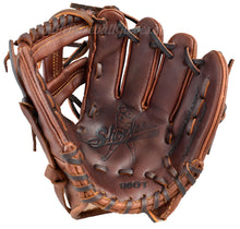 Palm view of the 9-Inch I-Web High School - Adult Training glove