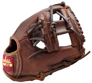 I-Web on the 9-Inch Adult Training Baseball Glove