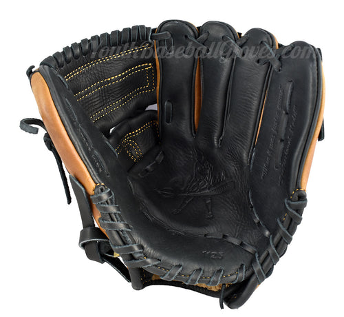 Palm view - 11 1/4-Inch Closed Web Pro Select Shoeless Joe Baseball Glove