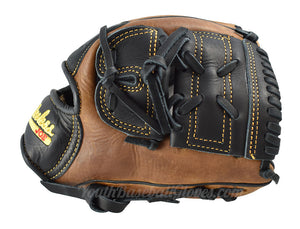 Thumb view of the 11 1/4-Inch Closed Web Pro Select Shoeless Joe Gloves