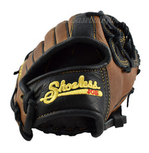 Wrist view 11 1/4-Inch Closed Web Pro Select Shoeless Joe Glove