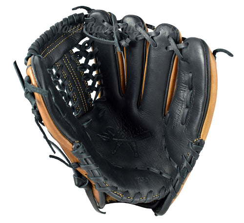 Palm view - 11 1/2-Inch Modified Trap Pro Select Shoeless Joe Baseball Glove