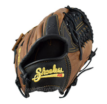 Wrist view 11 1/2-Inch Modified Trap Pro Select Shoeless Joe Gloves