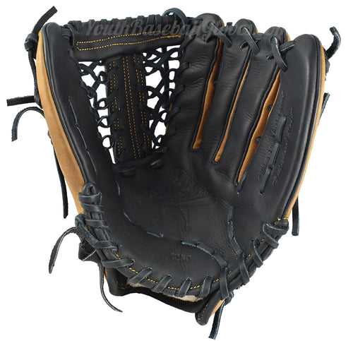 Palm of the Shoeless Joe 12 1/2-Inch Pro Select Modified Trap Baseball Glove