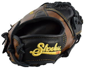Wrist view of the 13 Inch Pro Select Tennessee Trapper First Base Mitt