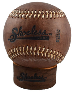 Shoeless Joe Gloves Display Baseball