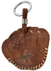 Shoeless Joe Gloves Keychain Palm