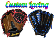 Custom Colored Lacing available on Pro Select Series gloves