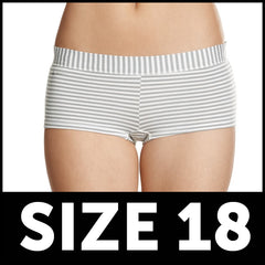 Women's Briefs Size 18