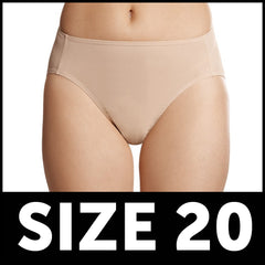 Women's Briefs Size 20