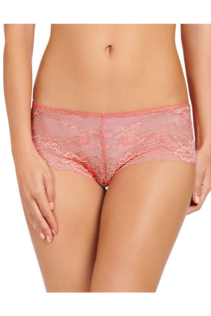 My Fit Lace Brazilian Brief