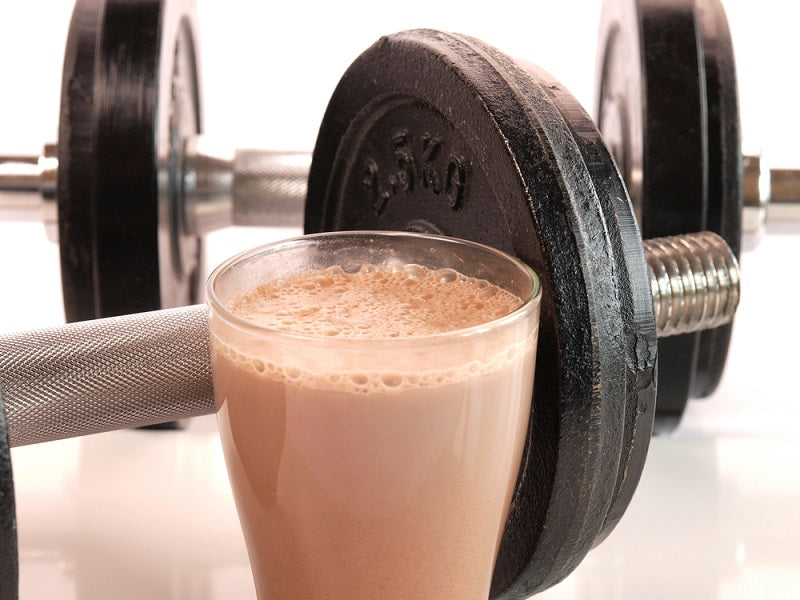 protein before bed for muscle growth
