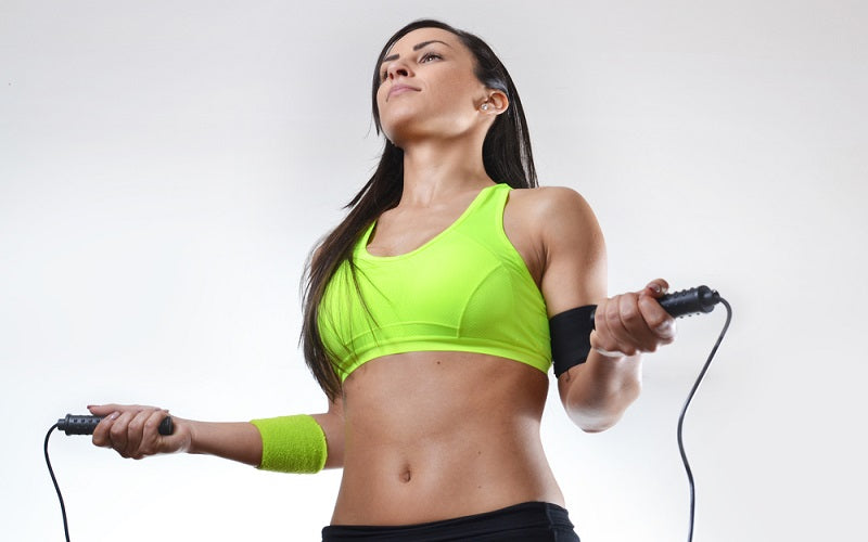 beginner jump rope workouts