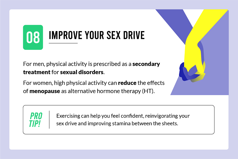 exercise can improve your sex life