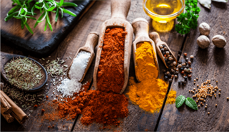 herbs spices keto