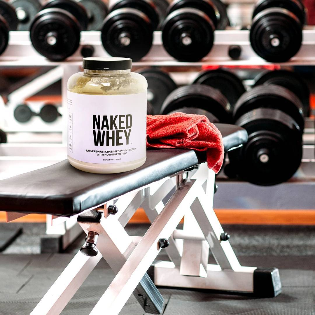 whey protein health benefits workout