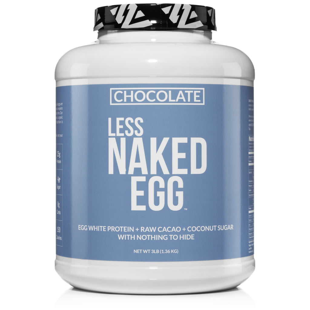 Chocolate Egg Whites Protein Powder Reviews