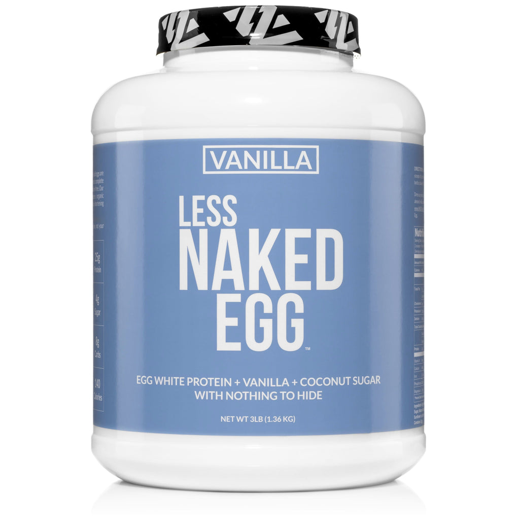 Vanilla Egg Whites Protein Powder Reviews