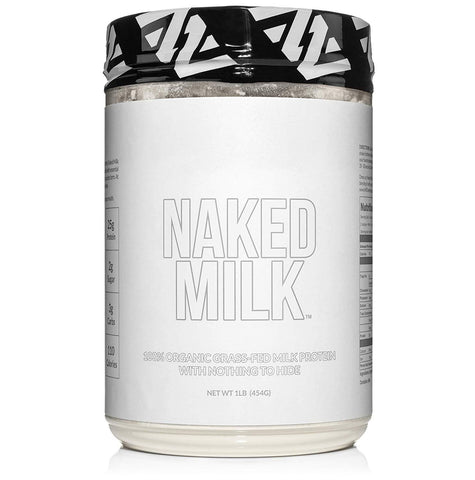 organic milk protein powder