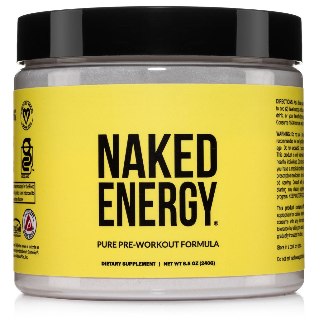 Natural Pre Workout Reviews