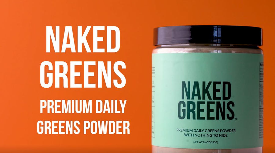 daily super greens powder