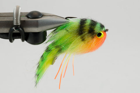 Fly geek custom flies lunch money stremer