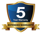 5-Year Extended Warranty  (Includes a £100 Second Device Discount)
