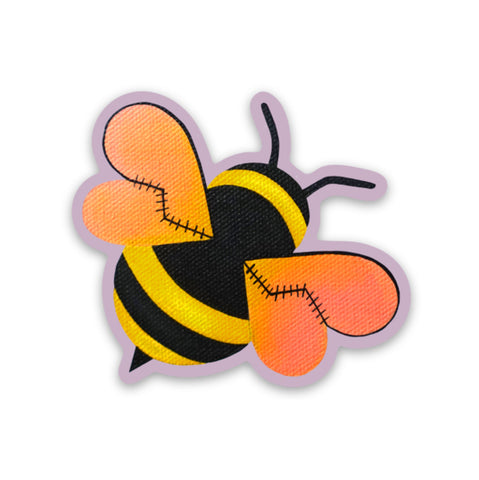 Heartbroken Bee - Sticker