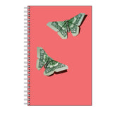Moneyfly - Notebook