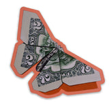 Moneyfly - Sticker