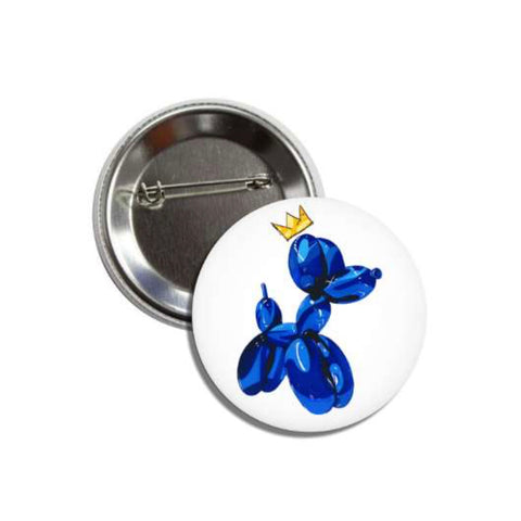 Balloon Dog - Button
