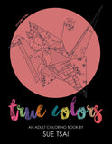 True Colors - Coloring Book
