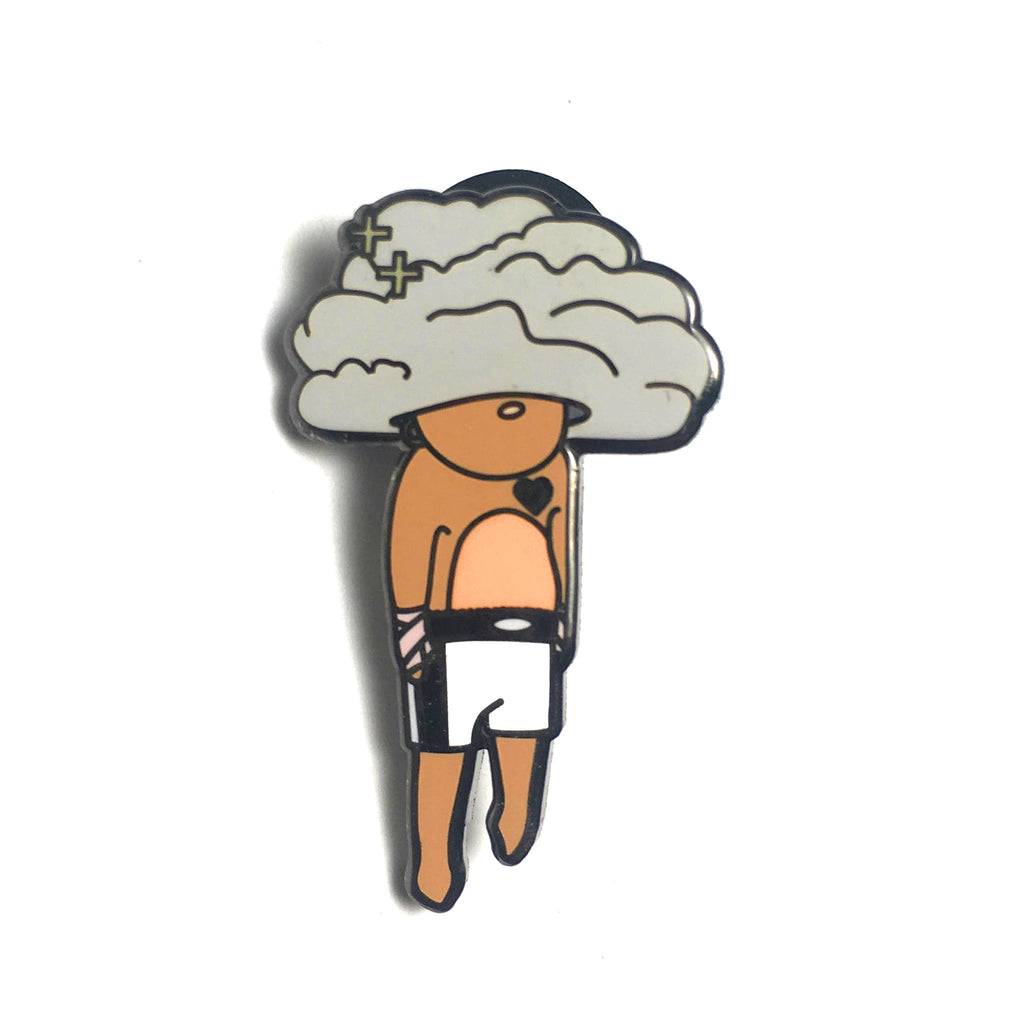 Head in the Clouds - Pin