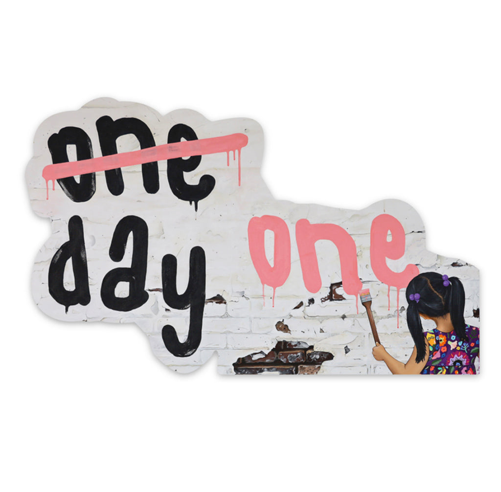 Day One - Sticker