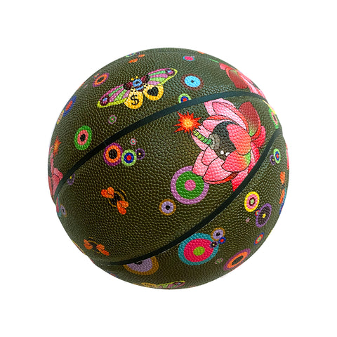 Flower Bomb - Basketball